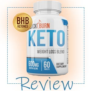 Quick Burn Keto – The Diet Pill You've Been Waiting To Try? | Review